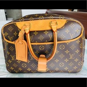 LV Deauville, Lock/Keys, Poignet, Tag and Dust Bag